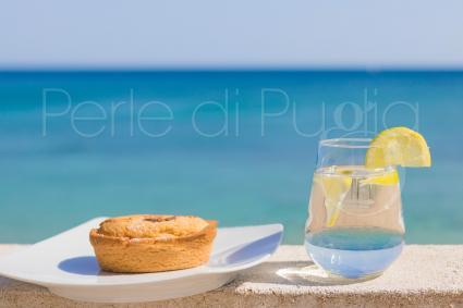 Godere di una fresca colazione fronte mare è un vero lusso