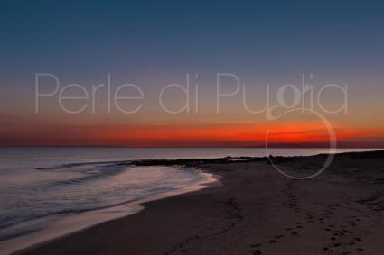 Godere di splendidi tramonti sul mar Ionio