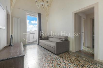 Graziosa casa vacanze al primo piano, ideale per ospitare fino a 6 persone