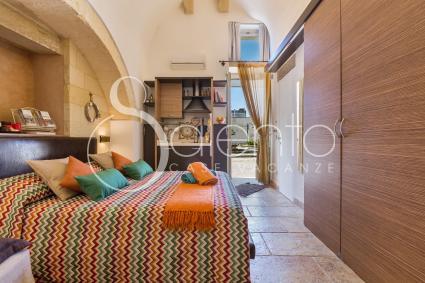 Una romantica alcova per 2 persone in vacanza nel Salento