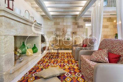 Suite superior per vacanze in Bed and breakfast nel Salento