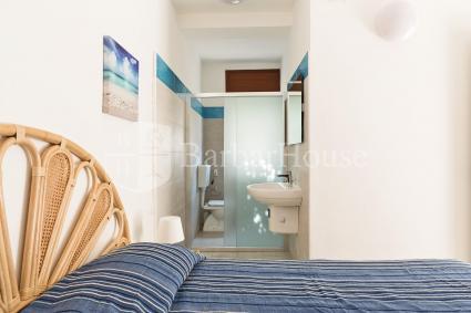 Trilo 4 - Nella matrimoniale è presente il bagno en suite
