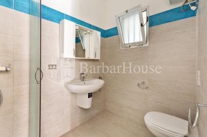 Trilo 4 - Il bagno doccia della casa vacanze per 6 persone