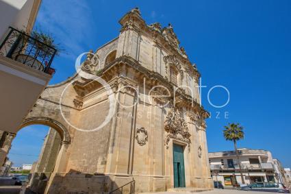 Il centro storico di Muro, un vero gioiello architettonico