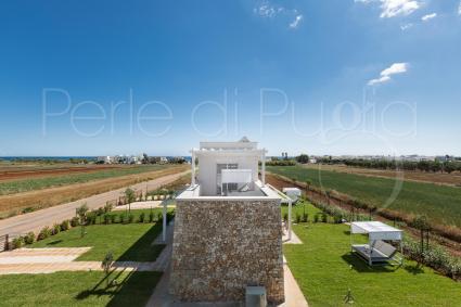 Attici panoramici | Perla Saracena Luxury Suites