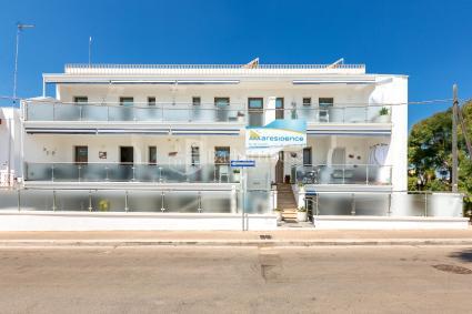 Complesso di case vacanze e camere a 50 metri dal mare