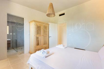 Cavalli - Camera matrimoniale suite con bagno
