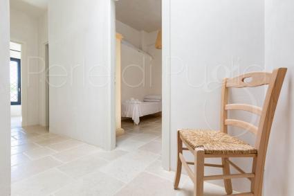 Cavalli - Lo stile minimal rende la villa semplice e accogliente