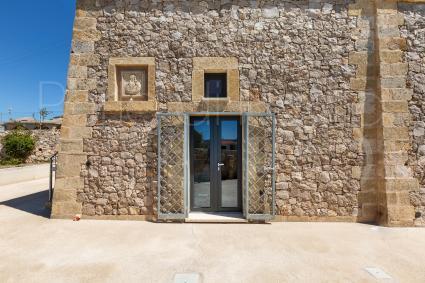 Lamione - La seconda struttura della villa