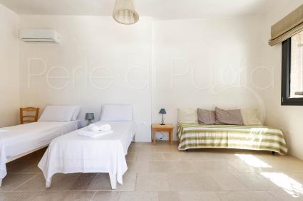 Caprette - La struttura offre 4 posti letto