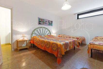 Bed and Breakfast - Mancaversa ( Gallipoli ) - B&B Corbezzoli I Camera Gialla (quadrupla)