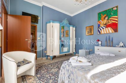 Bed and Breakfast - Taviano ( Gallipoli ) - B&B Residenza Ducale I Camera Blu