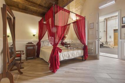 Camera matrimoniale al piano terra