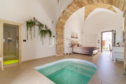 Bed Breakfast - Alliste ( Gallipoli ) - Donna Fiora antica dimora luxury | Suite Luxury