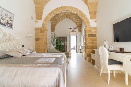 Bed and Breakfast - Alliste ( Gallipoli ) - Donna Fiora antica dimora luxury | Suite Superior