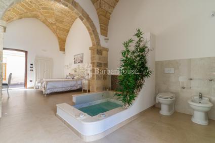 Bed and Breakfast - Alliste ( Gallipoli ) - Donna Fiora antica dimora luxury